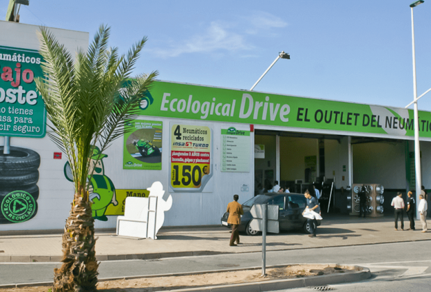Ecological Drive